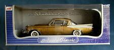 1957 STUDEBAKER GOLDEN HAWK 1:18 DIE CAST CAR ANSON CLASSIC 1/18