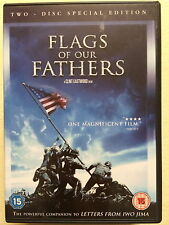 Jamie Bell Paul Walker FLAGS OF OUR FATHERS Clint Eastwood War Film   2 Disc DVD
