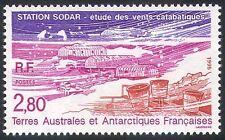 FSAT/TAAF 1995 Base Station/Weather/SODAR/Wind Research/Meteorology 1v (n23071)