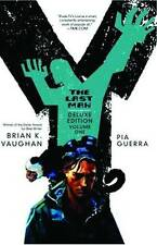 Y THE LAST MAN OVERSIZED HC VOL. 1,3-4 LOT ($90 retail)