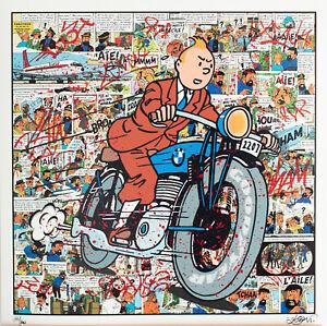 KOBALT - On the road again - NO BANKSY/OBEY/ STREET ART/DILLON BOY