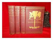 A short history of the English people - edited by Alice Stopford Green; Kate...