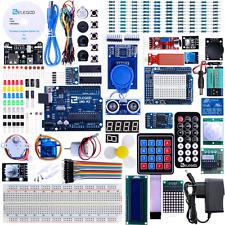 Set/Kit für Arduino Elegoo UNO Projekt Das Ultimate Starter Kit mit viel Zubehör