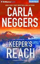 Carla Neggers KEEPER'S REACH Unabridged CD *NEW* FAST Ship!