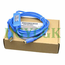 USB-QC30R2 Cable USB to RS232 for Mitsubishi MELSEC Q Series PLC win7