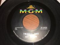 "Roy Orbison ""Twinkle Toes""/ ""Where Is Tomorrow "" MGM Label In SHINY VG++"
