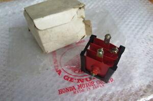 HONDA SUPER HAWK 305 CB72 CB77 RECTIFIER SELENIUM 12 v NOS JAPAN