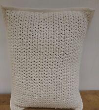Ralph Lauren Blair Decorative Pillow Cream 15 X 20