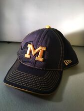 NEW ERA 59FIFTY MICHIGAN FOOTBALL BASEBALL CAP HAT YOUTH