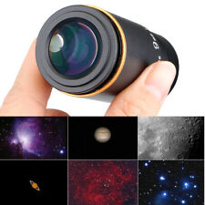 """1.25"""" Ultra Wide Angle Eyepiece Lens 9MM 66° Fully Multi-coated For Telescope"""