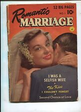 Romantic Marriage #1 I Was a Selfish Wife (2.0)