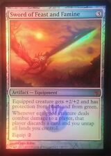 Epée de festin et de famine PREMIUM / FOIL VO - English Sword of Feast and - Mtg