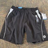 Body Glove Swimsuit Mens Gym To Swim Black NEW Sz Xl