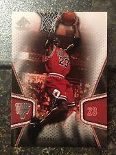 2007-08 SP Game Used Michael Jordan #10