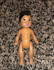 Barbie Happy Family Neighborhood African American Toddler Baby Nikki Krissy Baby