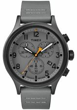 NEW Timex Allied Chrono Gray | AUTHORIZED DEALER |
