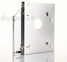 for Asus G73Jh G73Jw G73Sw G74 G74sx 2nd HDD SSD Hard Drive Frame Caddy Adapter