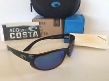New Costa del Mar Howler Polarized Sunglasses Coconut Fade/Blue 400G Glass Fish