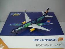 "Gemini Jets 400 Icelandair B757-200 ""Hekla Aurora color"" 1:400"