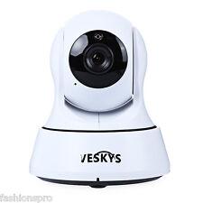 VESKYS Wireless IP Camera 720PHD 1.0MP Night Vision Motion Detection P2P US PLUG