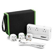 BESTEK Travel Adapter 220V to 110V Voltage Converter with 6A 4 USB Ports Plug