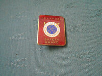 OLD ROYAL LIFE SAVING SOCIETY ADVANCED SAFETY AWARD - ENAMEL PIN BADGE - PINCHES