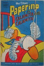 """J 9881 RIVISTA A FUMETTI """"ALBO D'ORO"""" n. 7: WALT DISNEY PAPERINO E LA CALAMIT..."""
