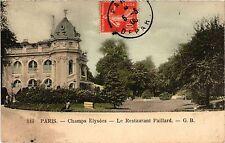 CPA PARIS 8e Champs Elysees - Le Restaurant Paillard (258821)