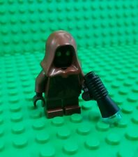 *NEW* Lego Star Wars Jawa w Gun Little Minifigure Figure Type 2 Fig x 1