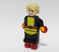 Custom New Mutants Cannonball Marvel Super heroes minifigures lego bricks