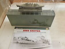 "HMS EXETER - PLANETA DeAGOSTINI ""ATLAS"" - METAL SMALL-SCALE MODEL"