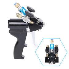 Polyurethane PU Foam Spray Gun P2 Air Purge Spray Gun self cleaning with air