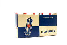Telefunken, empty sleeve for 5 Vacuum Tubes, Valves ECC83, EL84, UL41... x1