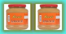 2x Reese's Peanut Butter Sauce  Baking.Topping,Marinade,Shakes FREE SHIPPING