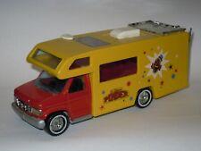 Majorette Camping Car Camper Van Motorhome Pinder Winnebago Minnie Winnie