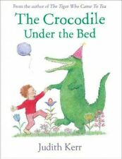 Crocodile Under the Bed, Paperback by Kerr, Judith, Like New Used, Free shipp...