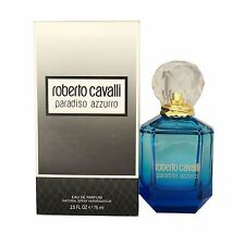 ROBERTO CAVALLI PARADISO AZZURRO EAU DE PARFUM NATURAL SPRAY 75 ML/2.5 OZ. (T)