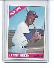 1966 TOPPS #502 LENNY GREEN BOSTON RED SOX NM CONDITION