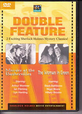 Murder at the Baskervilles / The Woman in Green (DVD) Sherlock Holmes Classics