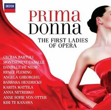 Prima Donna: The First Ladies Of Opera (2010, CD NIEUW)