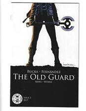 The Old Guard #1A, NM 9.4, 1st Print,2017 Flat Rate Shipping-Use Cart, See Scans