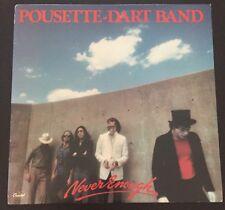 Pousette-Dart Band  Never Enough  LP ST-11935 / 1979   Pop Rock