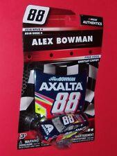 ALEX BOWMAN #88 Axalta 1:64 Nascar Authentics 2018 Wave 4 Camaro 15468