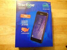 Tracfone Samsung Galaxy J3 Orbit * Brand New * 16GB  Prepaid Smartphone