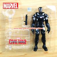 War Machine Marvel Avengers Legends Comic Heroes 7in Action Figure Kids Toys NEW