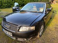 A4 1.8T Cabriolet - 2004