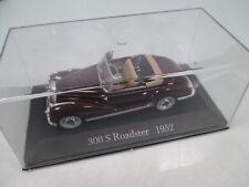 De Agostini 1:43 Mercedes-Benz 300 S Roadster 1952 siehe Foto (WM3019) OVP