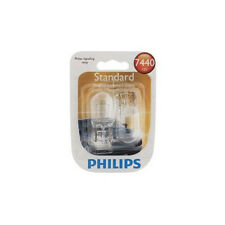 Philips 25w 12v T6.5 7440 Clear Automotive Light Bulb x 2 Pack