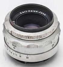 Carl Zeiss Tessar 50mm 50 mm 1:2.8 2.8 2.8/50 - Exa Exakta