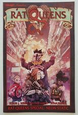 New listing Rat Queens Special Neon Static #1 Nm One-Shot! High Grade!